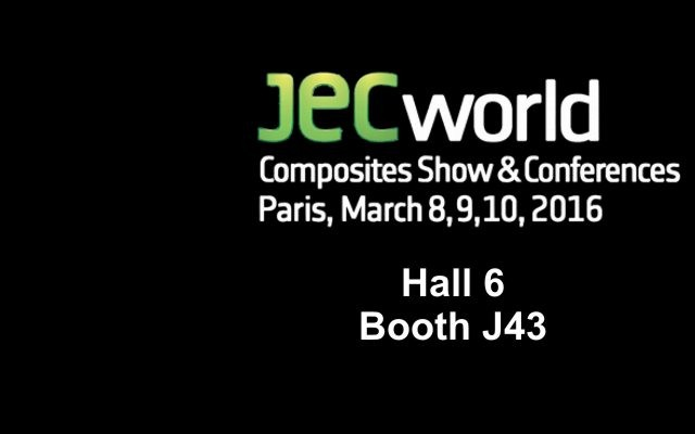 Meet Us at the Next Composite ShowStand: 6/J43
